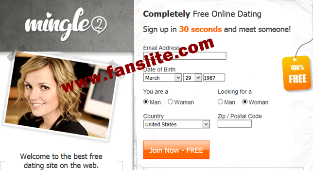 mingle2 mingle login
