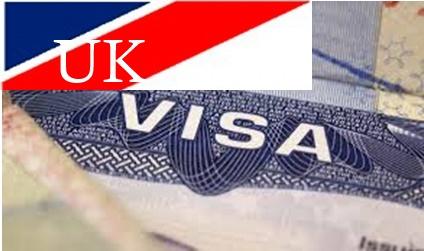 UK Visa Lottery Application Form 2017