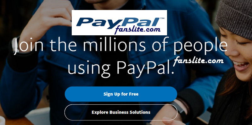 create pay pal