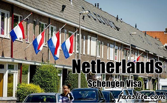 Netherlands Visa Application Requirement Information Fans Lite