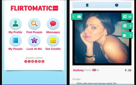 Flirtomatic Online Dating