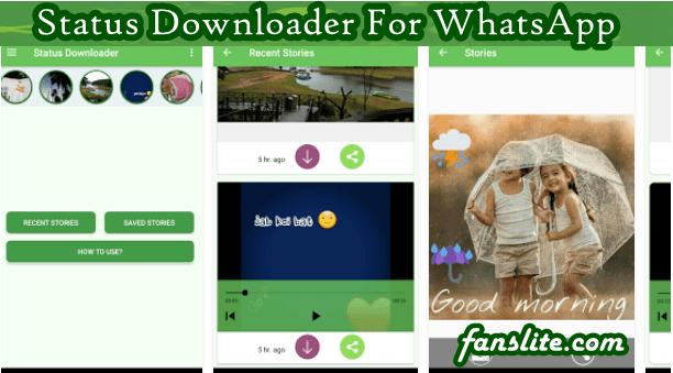 Whatsapp Status App Downloader For Whatsapp Status Download