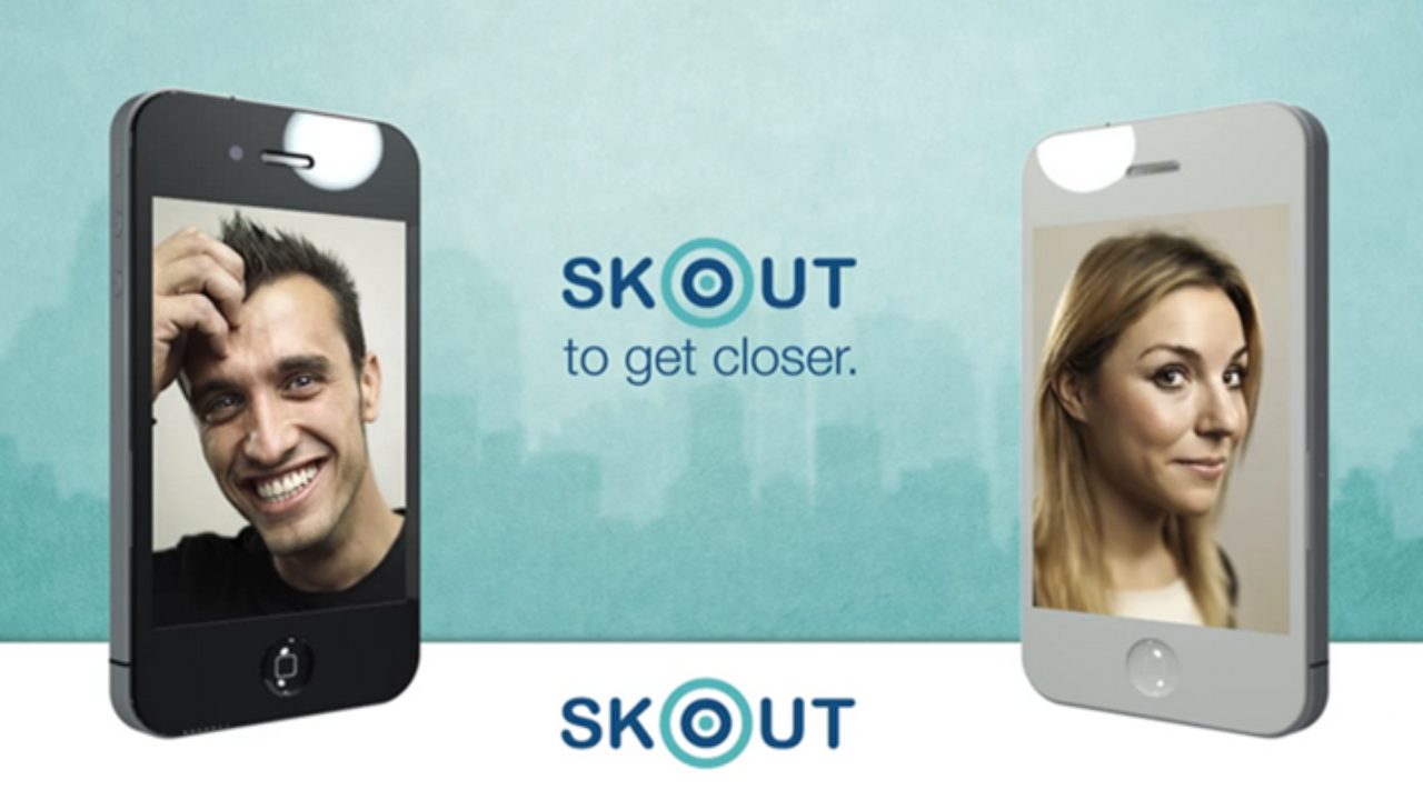 Skout email blocked